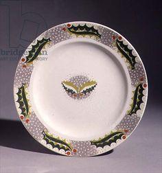 Noel Plate by Eric Ravilious