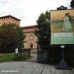"""Castello Visconteo di Pavia, mostra """"I Macchiaioli. Una rivoluzione d'arte al Caffè Michelangelo"""" fino al 20 dicembre alle Scuderie"""