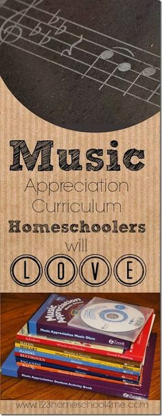 Music Appreciation Curriculum Homeschoolers will LOVE!