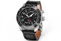 IWC - Timezoner Chronograph