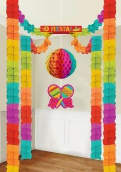 Fiesta All-in-One Room Decorating Kit | 1 ct