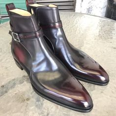 The Black Shoe Blog — Can't wait for these magnificent Gaziano Girling...