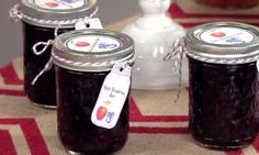 Apple-Blueberry Jam