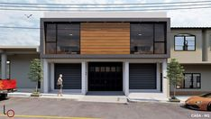 Costa, Garage Doors, Outdoor Decor, Home Decor, Architectural Plants, Facades, Decoration Home, Room Decor, Home Interior Design