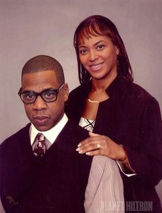 Beyonce and Jay-Z. Celebrities get photoshopped into boring regular people & it's hilarious!