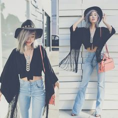OOTD: Fringe and Flares