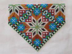 Laget etter gammelt mønster Tredje bringeduk
