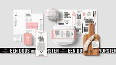 Visual Identity Brandt & Levie