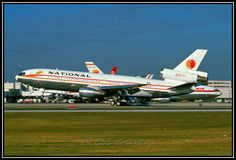 "N82NA National Airlines ""Marianne"" 
