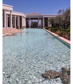 La piscine de l'AmanZoE