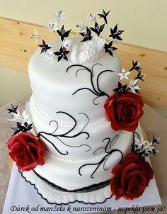 Cupcake Cakes, Cupcakes, White Cakes, Unique Cakes, Sugar Art, Cakes And More, Cake Designs, Wedding Cakes, Birthday Cake