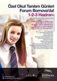 Forum Bornova'da Özel Okul Tanıtım Günleri