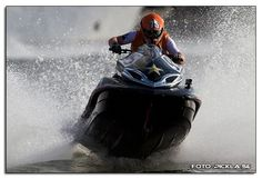 Kawasaki 300X in Action