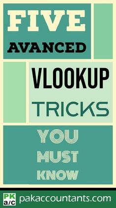 Know VLOOKUP? Game up your lookup skills with these five advanced VLOOKUP tricks. Free Excel tips tricks tutorials dashboard templates formula core book and cheat sheets Vlookup Excel, Excel Cheat Sheet, Cheat Sheets, Computer Help, Computer Programming, Computer Tips, Microsoft Excel Formulas, Excel Macros, Computer Projects
