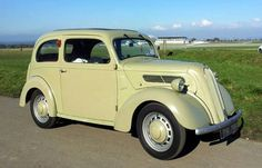 The Puddle-Jumper Ford Popular 103E (1949)