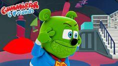 "Gummy Bear Show ""Super Gummy"" Episode 21 Gummibär And Friends"