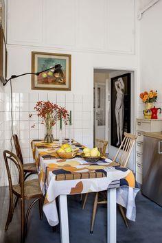 Home Interior Simple Liselotte Watkins och det ljuva livet i soliga Rom Home Interior, Kitchen Interior, Interior Architecture, Italian Interior Design, Interior Office, Modern Interior, Decoration Inspiration, Decor Ideas, The Design Files