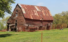 April 2014 The Red Barn Stilwell, Oklahoma. Pic taken by SKS.