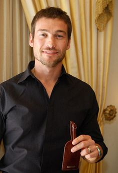Andy Whitfield | Andy Whitfield