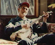 """Eastern Kentucky's Morgan Sexton cut his first banjo out of the bottom of a lard bucket, and some seventy years later won the National Endowment for the Arts' National Heritage Award for his """"amazingly pure and unaffected singing and playing style."""""""