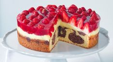 Cheesecake, Food And Drink, Treats, Sweet, Desserts, Cakes, Basket, Sweet Like Candy, Cheesecakes