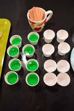 Hazel's turning seven tomorrow and last Saturday we had her party. She knew for a long time she wanted a science party. So I called my ...
