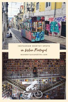 A guide to the most Instagram worthy places in Lisbon | Photogenic places in Lisbon| Best photo spots Lisbon| Instagrammable spots in Lisbon