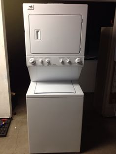 4 Small Stackable Washer & Dryers | Washer, Dryer and Laundry