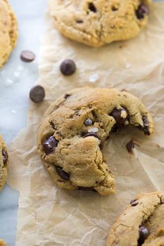The Best Gluten-Free Chocolate Chip Cookies - Meaningful Eats