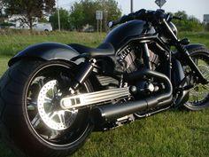 V-Rod Muscle Custom Black