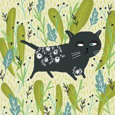 ilustración de Jane Newland