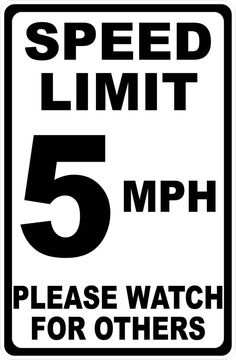 SPEED LIMIT  60 MPH garage room decor road and street signs miles per hour