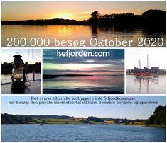 Nu har alle indbyggere i de 5 fjordkommuner omkring Isefjord besøgt internetportalen Isefjorden.com inkl. dementer borgere og spædbørn
