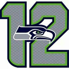 Seahawks 12...