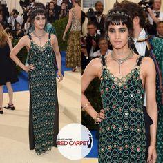 #SofiaBoutella wearing #Marni • Met Gala 2017, New York City.  Hair: @andylecompte  Makeup: @jilliandempsey  Styled by: @lesliefremar . . . #metgala #metball #metgala2017 #metkawakubo #fashionpost #redcarpet #instafashion #bestdressed #beauty #redcarpetfashion #fashionblogger #startrek #like4like  #themummy #fashionable #moda  #picoftheday #ootd #instagood #reikawakubo #instamood #instagram #celebrity #love #commedesgarcons #instadaily #fashion…