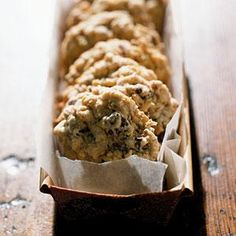 Oatmeal Chocolate Chunk Cookies Recipe | MyRecipes.com