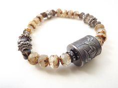A gorgeous Anne Choi bead bracelet.