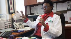 """Before every organ transplant Dr. Velma Scantlebury takes a quiet moment by the surgical sink praying for God's guidance.  """"Help me to do the best I can. My hands are your hands,"""" is the prayer, says Scantlebury, the first female African-American transplant surgeon in the United States. #DonateLife #Delaware"""