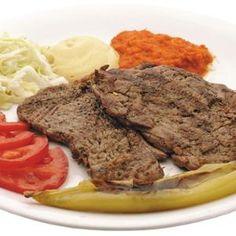 Füstölt vesalica - Megrendelhető itt: www.hu - A vizuális ételrendelő. Beef, Food, Meat, Essen, Meals, Yemek, Eten, Steak