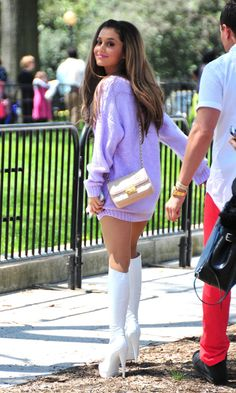 Ariana Grande's Fashion - Ariana Grande's Cutest Looks