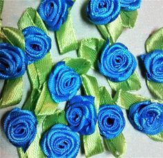 RR-110, $1.25, Blue Ribbon Roses