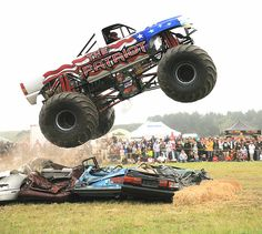 Patriot Monster Truck