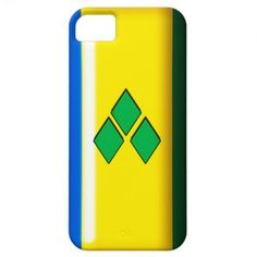 St Vincent  the Grenadines Iphone 5 Case