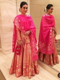 www.vagabomb.com amp Gorgeous-Sangeet-Outfits-for-the-Dancing-Bride