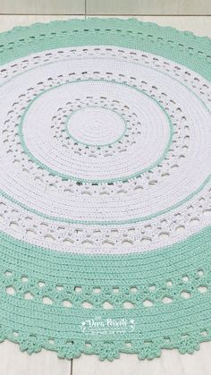 Best 11 Discount Carpet Runners For Stairs Crochet Carpet, Crochet Home, Knit Crochet, Crochet Patterns Amigurumi, Crochet Stitches, Diy Furniture Videos, Crochet Decoration, Crochet Round, Beautiful Crochet
