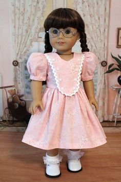 CLEARANCE+SALE+1940's+Frock+for+Molly+or+Emily+by+BabiesArtUs,+$30.00