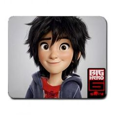BIG HERO 6 MOVIE HIRO LARGE MOUSEPAD $8.99