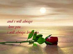 whitney houston - I will always love you......              Hope you & Whitney Houston are having a blast!!!