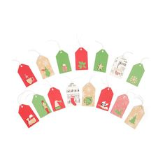 American Crafts Christmas Gift Tags Kit