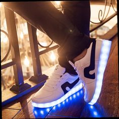 Special Section Usb Charger Glowing Luminous Sneakers Feminino Baskets With Light Led For Men Light Up Shoes Tenis Masculino Adulto Men's Shoes Shoes